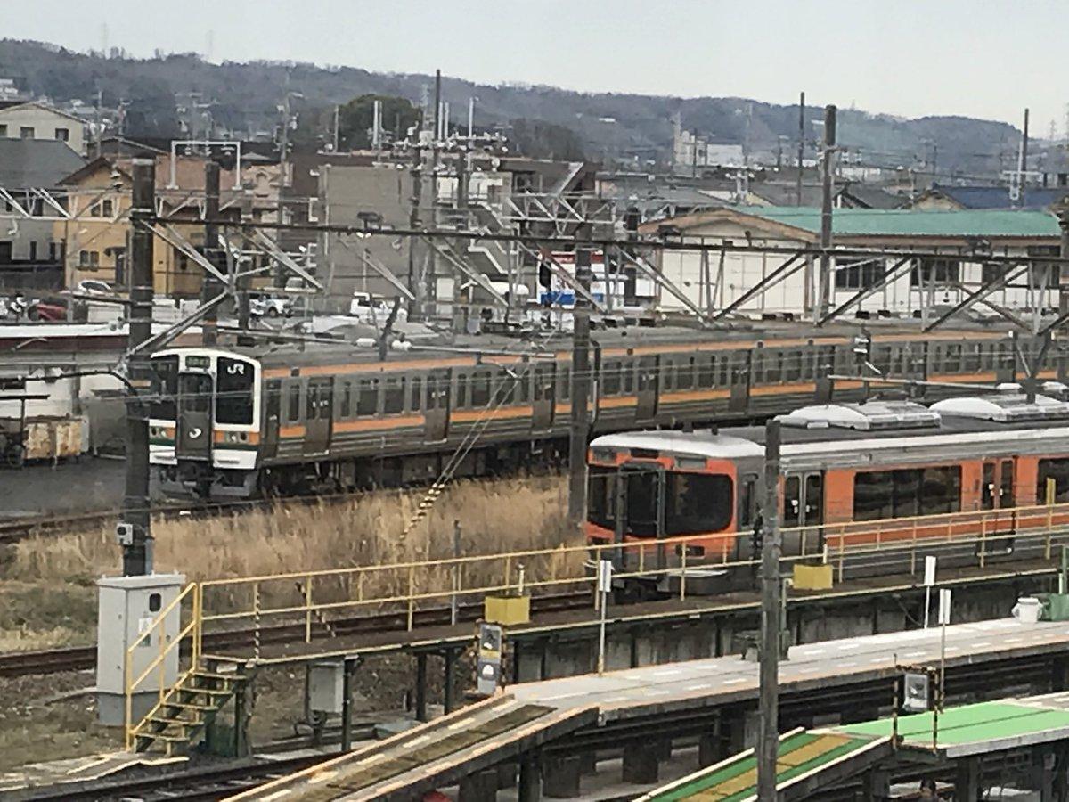 211系0番台 K51編成 場所変わらず #JR東海_運用