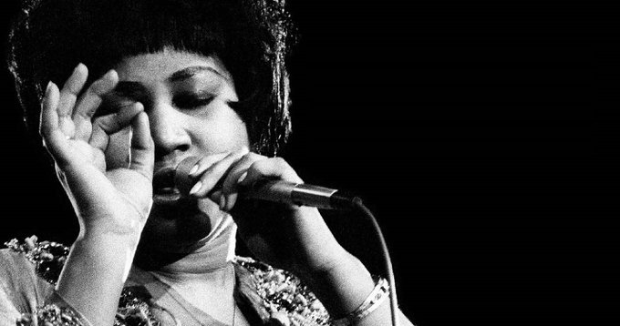 Happy Birthday Aretha Franklin: Performing At The 1971 Montreux Jazz Festival