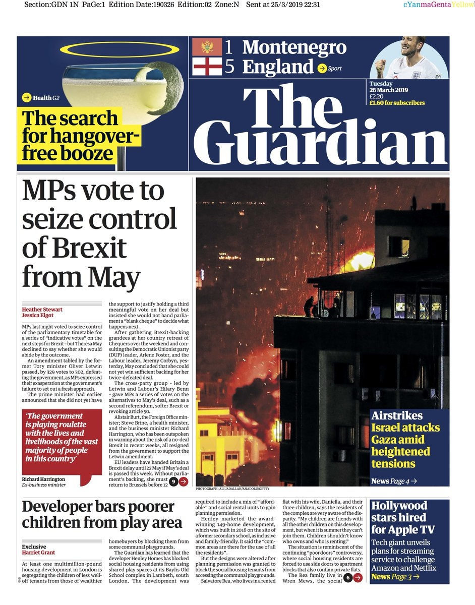 Stuck in the muddle with EU': what the papers say about MPs