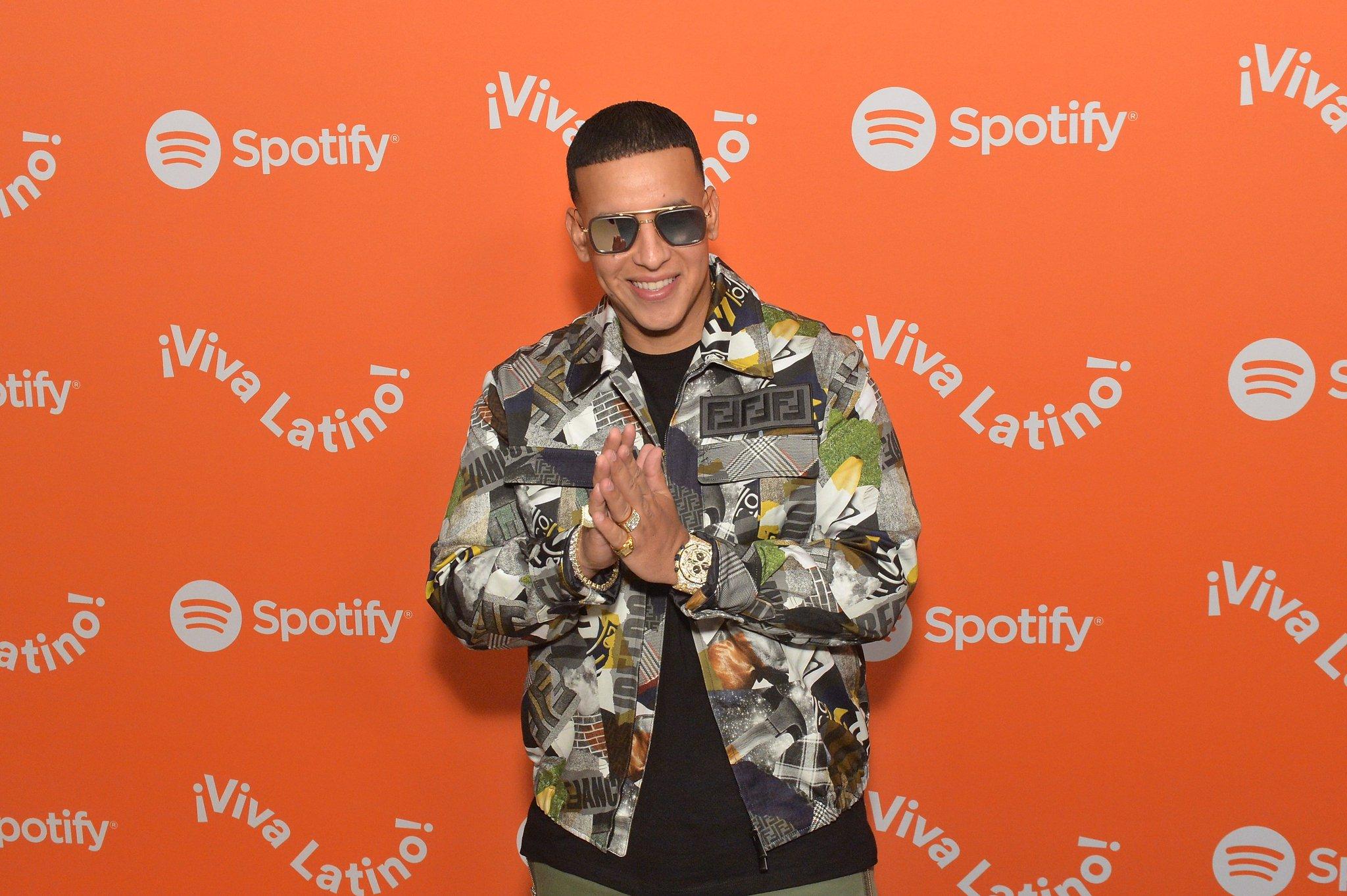Daddy Yankee  @ hustonCNN