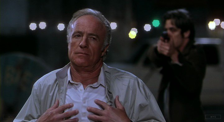 James Caan turns 79 today, happy birthday! What movie is it? 5 min to answer!