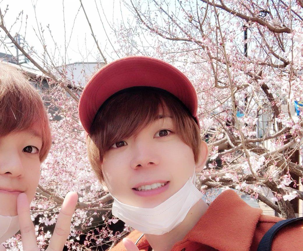 2019年初桜はたかぴとでしたよ〜!  新番組でもよろしくね!  #コイノオト #LT2522