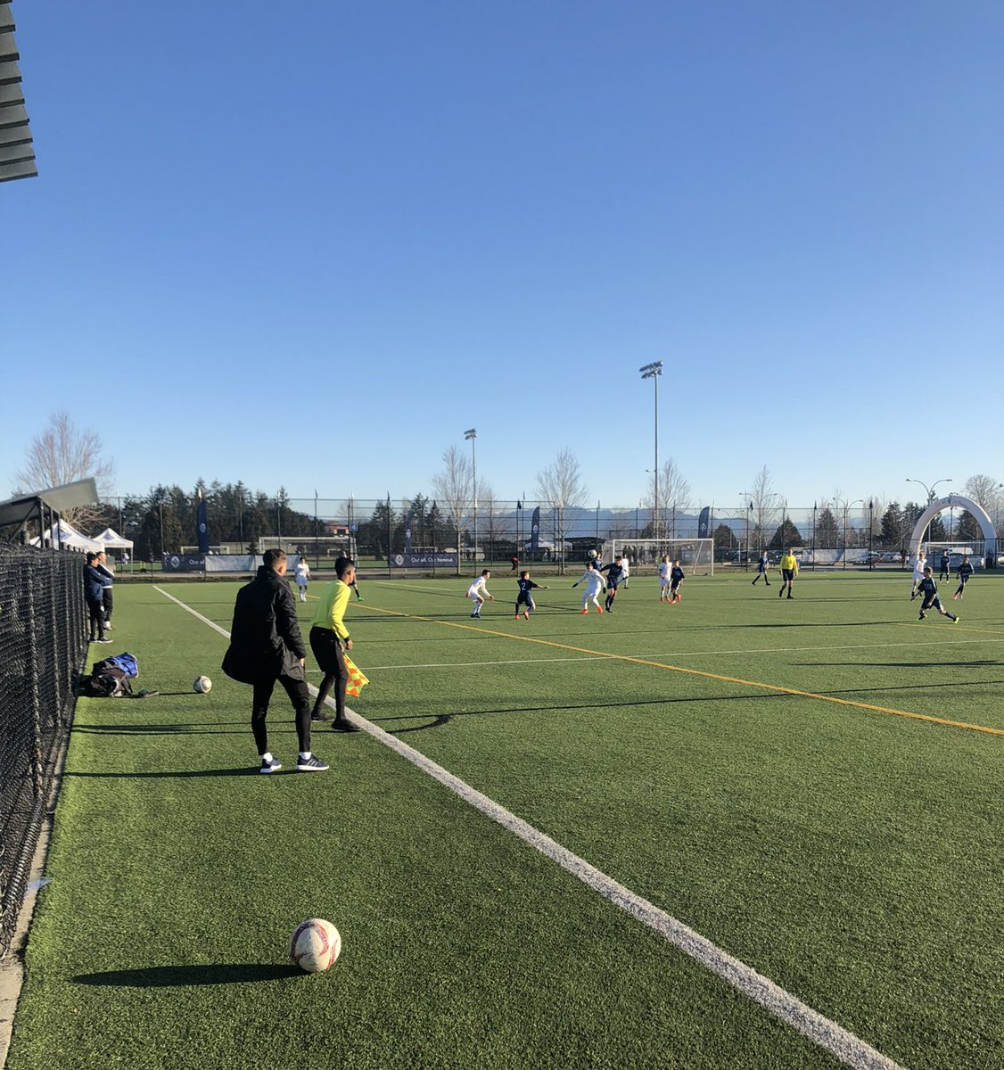 Another valuable year of coaching experience banked🔐 Thanks @AlbertaSoccer for the opportunity to lead the 2005 boys group this year  Shout out @MarinosPaps & the rest of the @WhitecapsYouth staff for another successful Combine for an exciting crop of players around the country