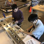 The E-Hawk team has completed fabrication of the ailerons.  Visit https://t.co/jFISe0l8Q6 for more.