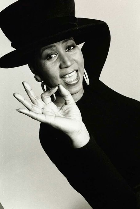 Happy Birthday to the Queen of Soul Aretha Franklin We miss you  RESPECT