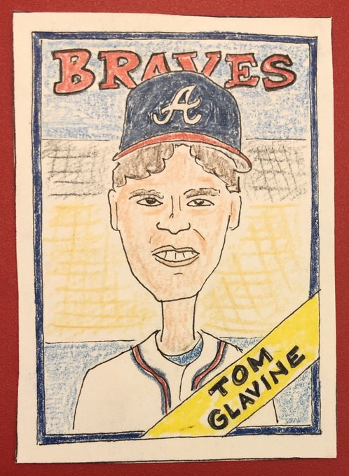 Happy Birthday to Tom Glavine. Mets fans hated him as a Brave and hated him more as a Met.