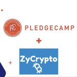 "Image for the Tweet beginning: ""Pledgecamp has launched a first-of-its-kind"