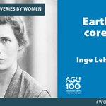 Image for the Tweet beginning: To round out #WomenHistoryMonth, @theAGU