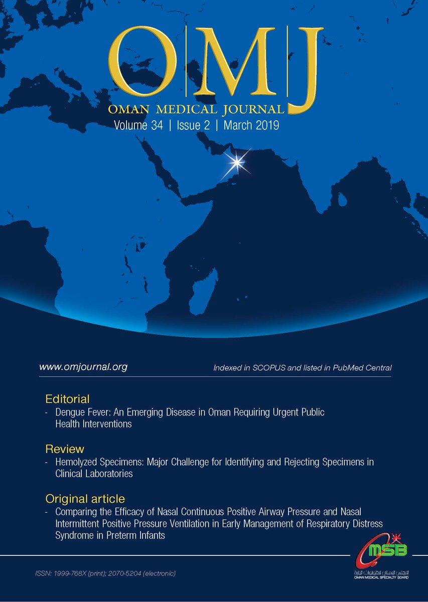 Oman Medical Journal (@OMJournal) | Twitter