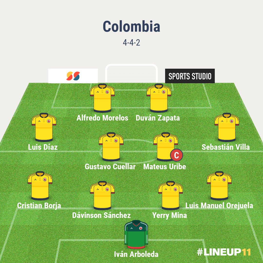 Morelos to start for Colombia this morning | FollowFollow com