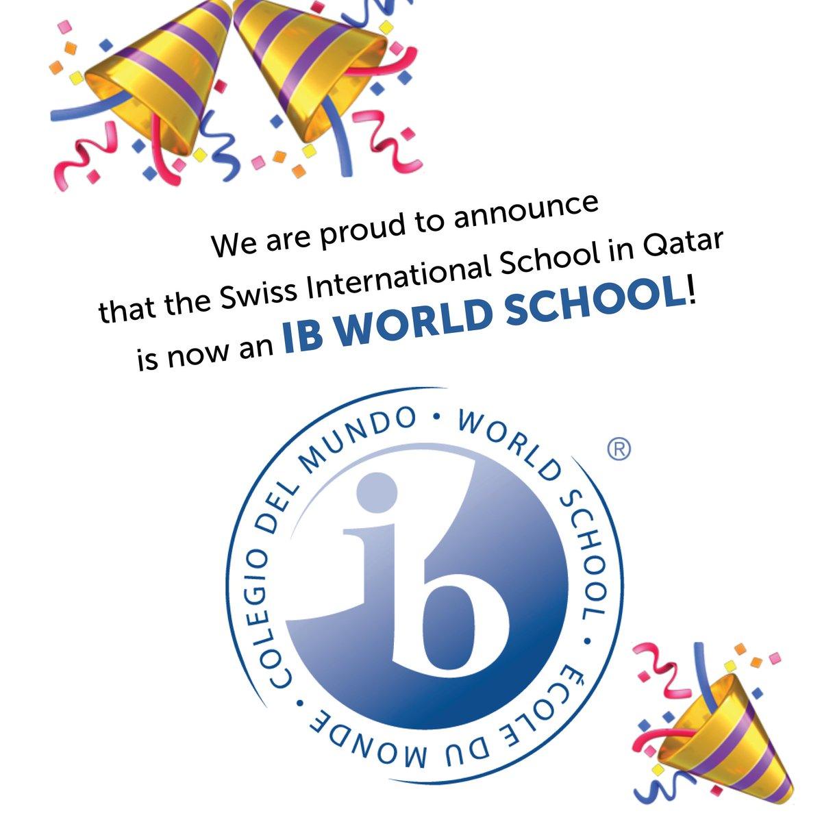 Swiss International School in Qatar (@SISQdoha) | Twitter