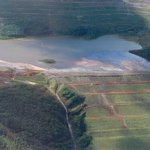 Image for the Tweet beginning: Sul Superior: another Vale tailings