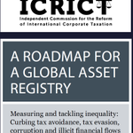 Image for the Tweet beginning: New @icrict Report: A Roadmap