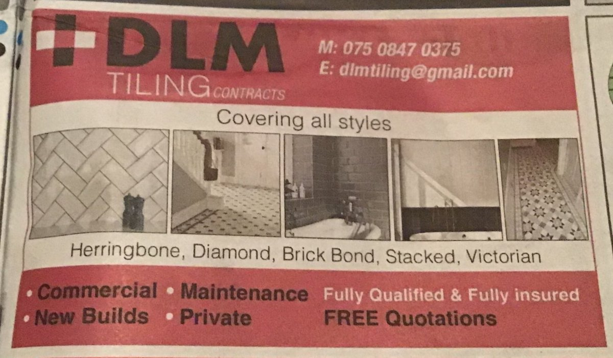 DLM Tiling contracts (@DLMTiling) | Twitter