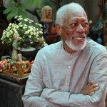 Image for the Tweet beginning: 🔥🔥🔥#AI News: Morgan Freeman Converts