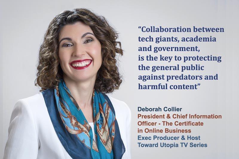 RT @DeborahmCollier: RT @DeborahmCollier: #TuesdayThoughts #TuesdayMotivation #childprotection #fakenews #ethics  #digital #socialnetworks #socialmedia #usergeneratedcontent #TechNews #risk  #government #news #digitalidentity #OnLineSafety #public @Towar…