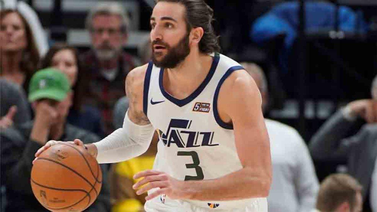 #NBA | Gobert y Rubio pueden con los 59 puntos de Booker y ganan los Jazz http://bit.ly/2UVnlUL