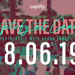 Save the date! Step inside the #CaptifyatCannes Pool Party & BBQ and be the first to get your hands on the hottest ticket in town: https://t.co/OvffWmVNQg @Brand_Innovator #CannesLions #Captify