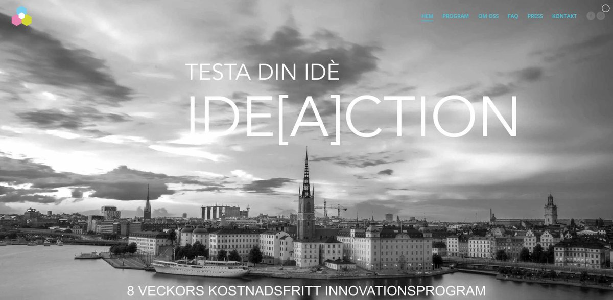 Feel like I've won the #Nobelprice! Just learnt that I will get a highly qualified tech education and massive technical expert development support sponsored by the Kingdom of #Sweden through #IdeaAction. The lucky 1 of 6 people @Stingfreesnus for smoking cessation to the world!