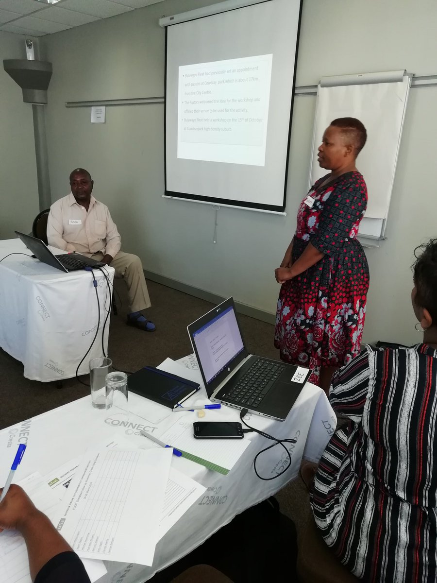 Faith Leaders explain how far they have come since making their commitments at last year's #FLEAT Zimbabwe workshop.