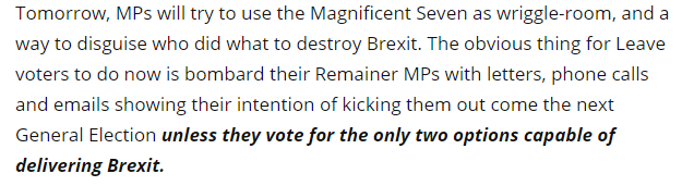 Without so much as a murmur from MPs, May vapourises 29th March Law leave date with a wave of her Legal Instrument: https://hat4uk.wordpress.com/2019/03/26/brexit-anarchy-how-lies-short-memories-and-apathy-killed-a-dream/… @LizzieCornish @Yogitrader187 @BILDERBERG_GP @boutiqueheather @stevegayescort @Sirbrexit @RichardBurke67 @Tactical_blonde @WeDoNotLearn73