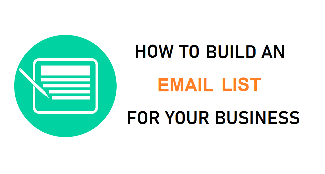 How to Build B2B email lists from scratch?