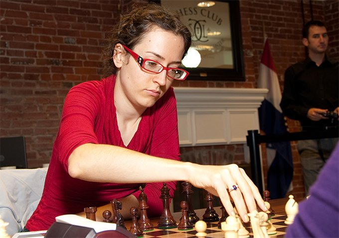 A look at some of the #Checkmate Season I players...  Irina Krush, born in the Ukraine, is an American chess International Grandmaster (GM) who has won the U.S. Women's #Chess Championship seven times https://t.co/IB0mPzAuot