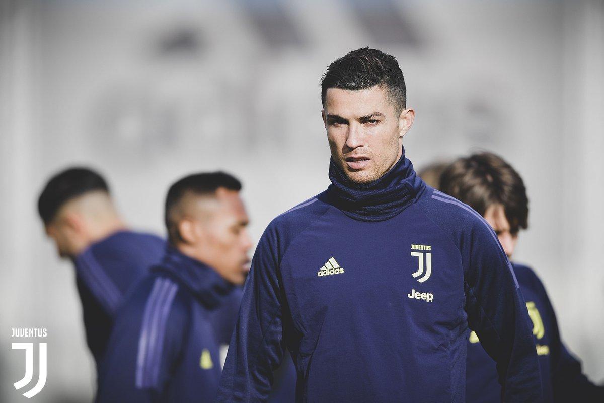 La Juve donne des nouvelles de Ronaldo