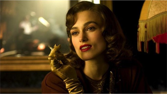 Happy birthday to THE queen, Keira Knightley