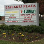 Image for the Tweet beginning: Cascades Plaza has only two