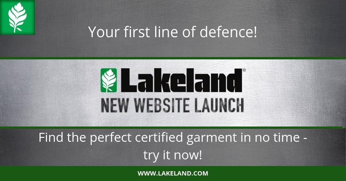 Check out the new look website from our friends over at @Lakelandind   https://www.lakeland.com/europe   #ppe #chemicalprotection #safety @LakelandIndEU