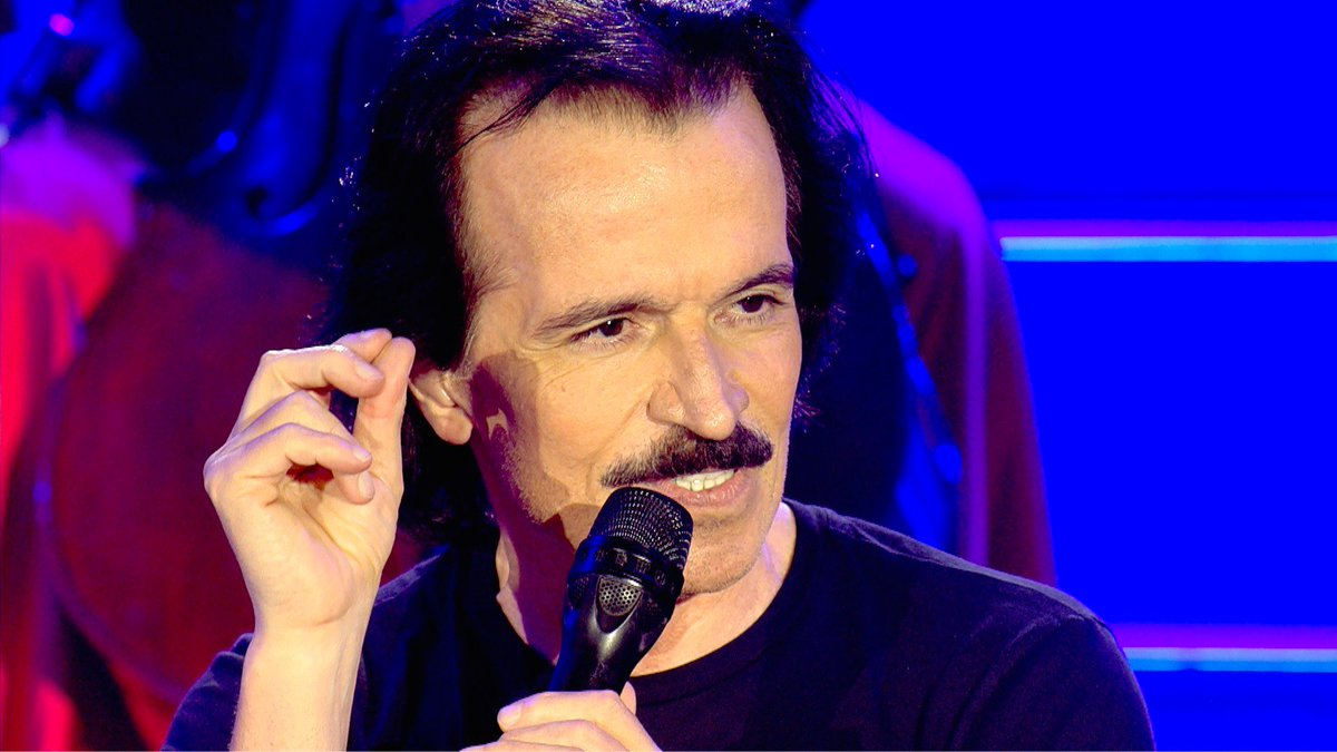 "Yanni – ""One Man's Dream""…Reaching For The Stars!  Live, in front of a ""Worldwide Audience"", from ALULA, Saudi Arabia… Wishing to Encourage and Inspire my Saudi friends!…Yanni ❤️  To see this performance in its entirety: https://youtu.be/6v2Sv0C-zuc"