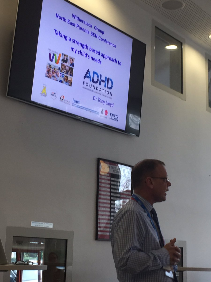 Thank you Tony Lloyd and Colin Foley for presenting so comprehensively to parents and teachers about ENabling our neurodiverse children and celebrating uniqueness. Let's remove the stigma behind #ADHD !! @isdedu @ADHDFoundation @tonylloyd50