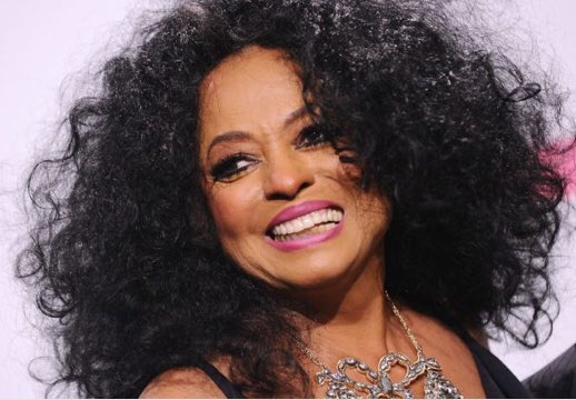 Happy Birthday Diana Ross. The superstar turns 75 today.