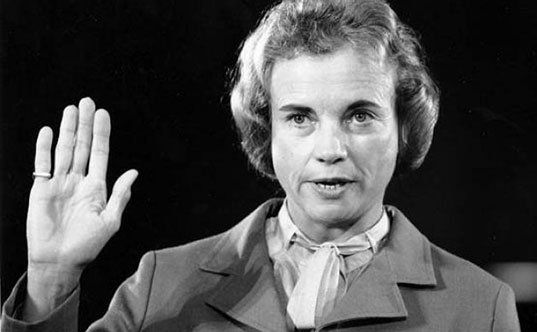 Happy Birthday Sandra Day O\Connor! You are such an inspiration to me.