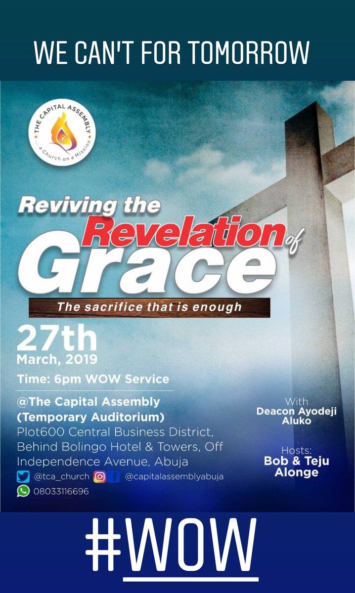 The Capital Assembly – TCA
