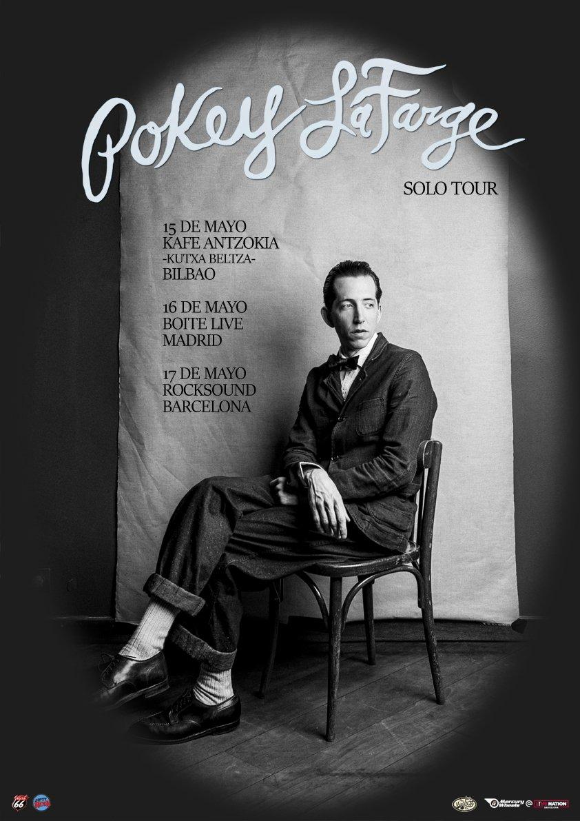 Pokey LaFarge. Gira en solitario, tres únicas fechas en mayo! - Página 5 D2lG8BYX4AEd14n