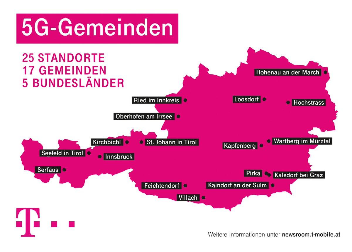 2246c6c0dd0225 In den kommenden Tagen und Wochen werden weitere Standorte in ganz  Österreich im 5G Netz sein.  digitaleZukunftÖsterreichs  5Gpic.twitter .com gIGZKJSOJ8