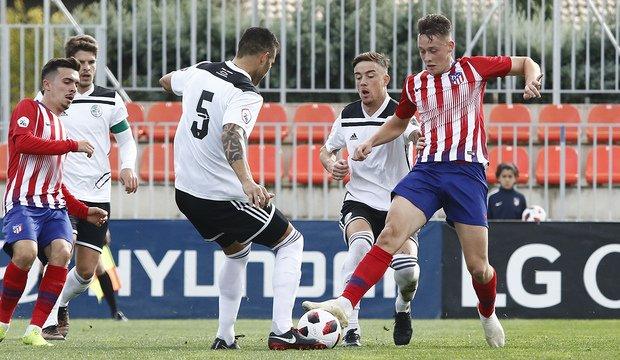 Borja Garcés se rompe el ligamento cruzado