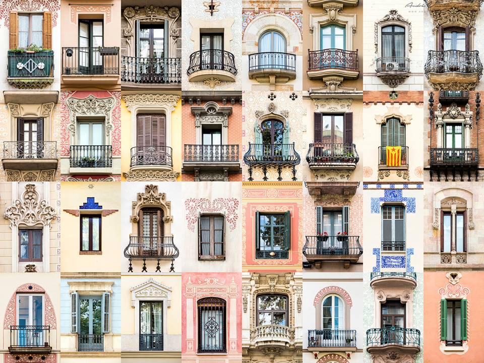 RT @fraveris: windows of Barcelona, collage by Andre Vicente Goncalves https://t.co/KOYJkoh3Ni