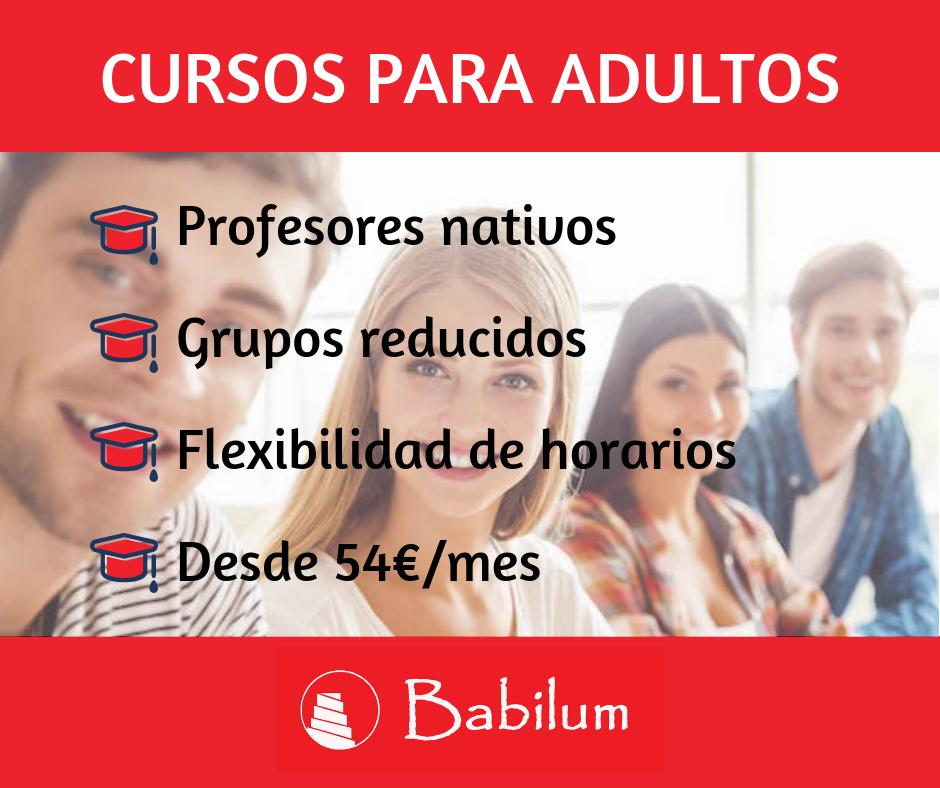 No lo sigas dejando pasar y planta cara a los idiomas. Con nuestras clases reducidas y profesores nativos te resultará más sencillo de lo que crees. https://buff.ly/2E8ElDj   #Madrid #ingles #LearnEnglish