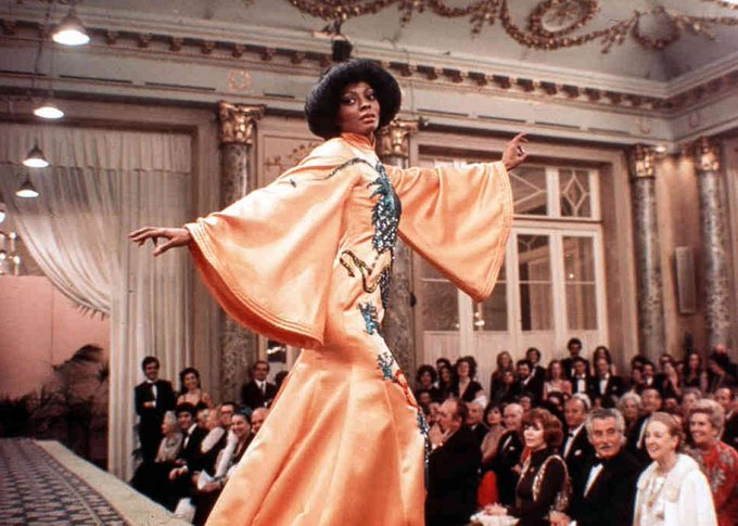 The 1975 fashion film in which rules supreme:  (Happy Birthday  )