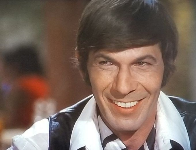Today is the birthday of Leonard Nimoy! Happy Birthday, Rest In Peace