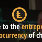 Image for the Tweet beginning: LEOcoin is the #digitalcurrency of