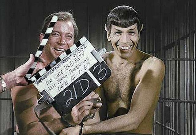 Happy Birthday Leonard Nimoy!