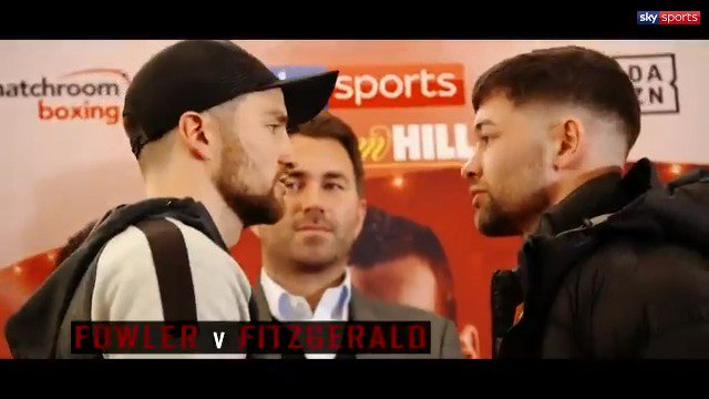 FIGHT WEEK! This Saturday we return to Merseyside!    Liverpool's @LiamBeefySmith, @afowler06, @RobbieDaviesJr & @DavidPrice_1 all feature on the card.   📺 7pm, Saturday, Sky Sports Action
