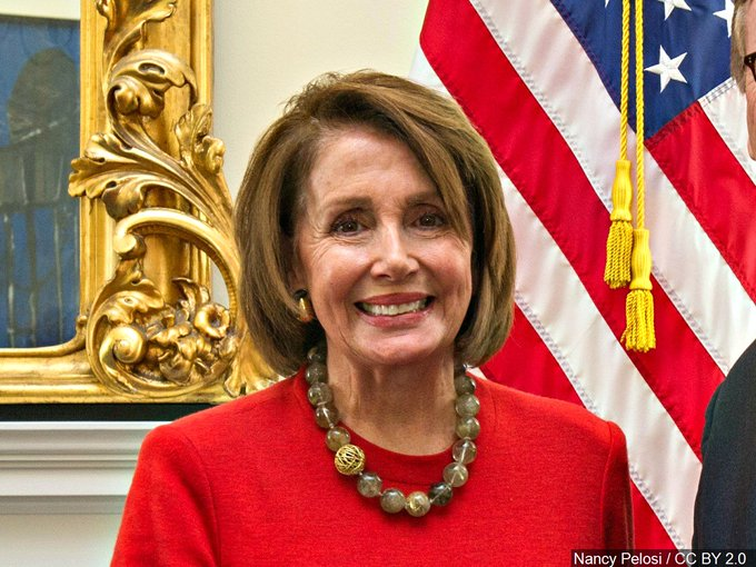 HAPPY BIRTHDAY to House Speaker Nancy Pelosi who is 79 years young today.