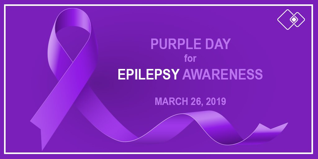 #PurpleDay is an international grassroots effort dedicated to increasing awareness about epilepsy worldwide. Join us in supporting epilepsy around the world. #Epilepsy #EpilepsyAwareness #EpilepsyEducation @PurpleDay