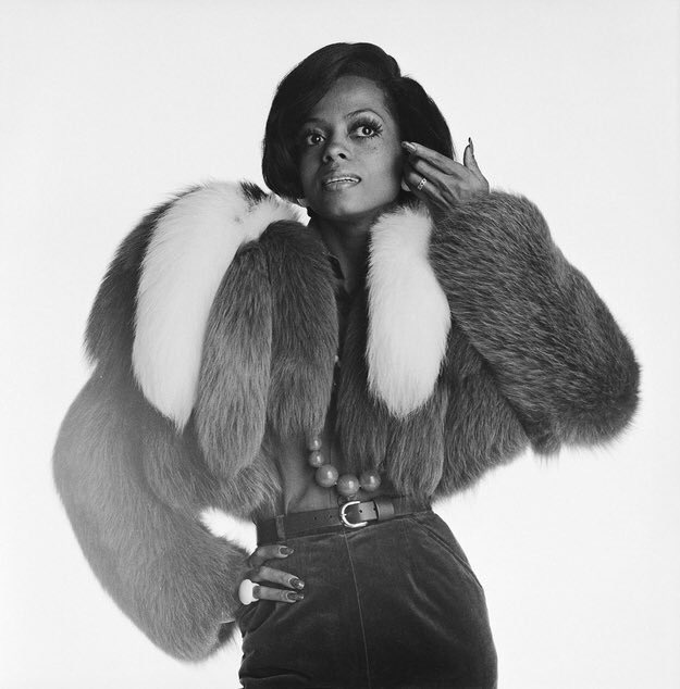 Happy 75th Birthday to the legendary Diana Ross
