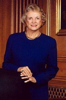 Happy Birthday Justice Sandra Day O\Connor!